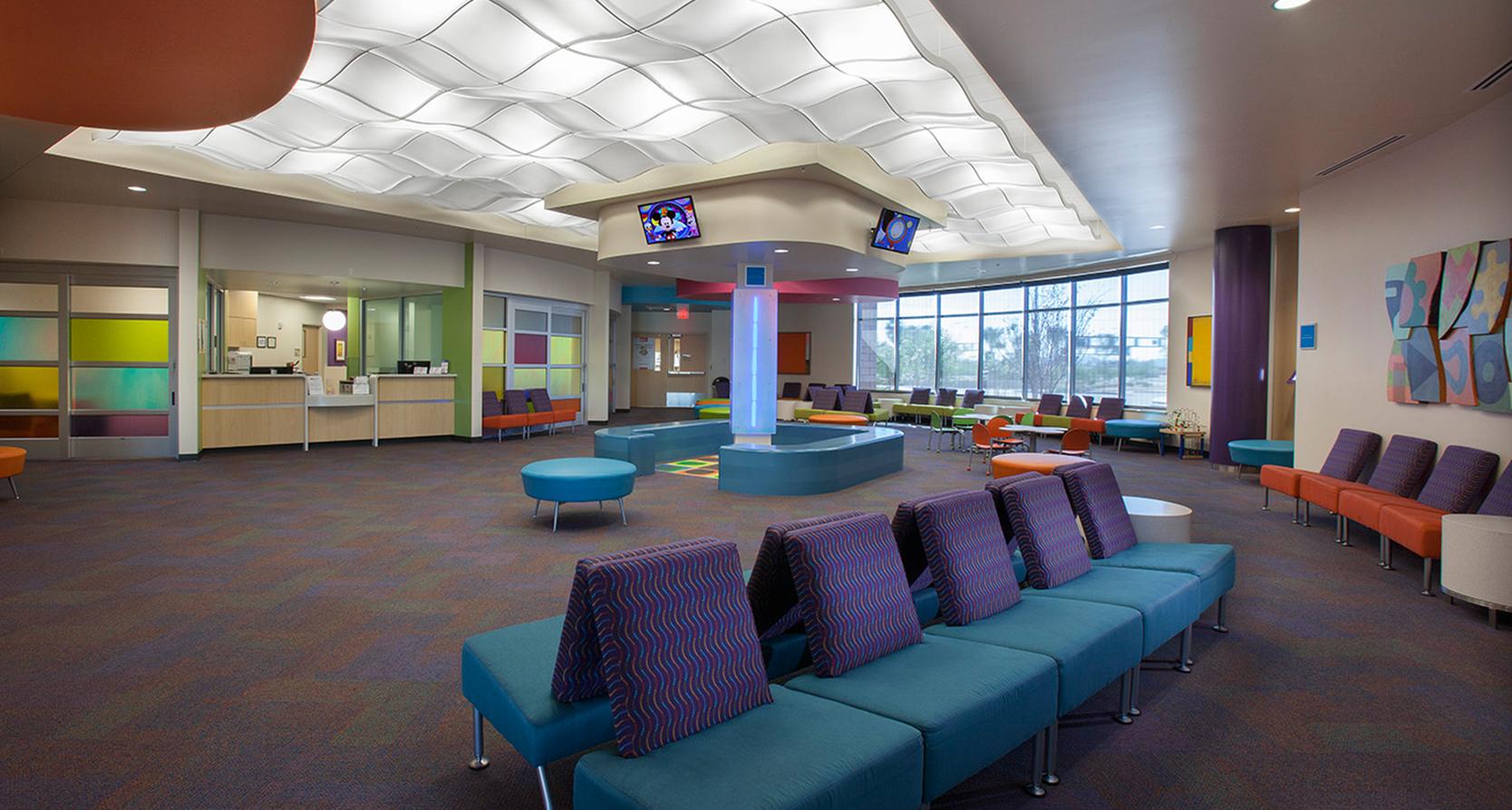 PCH Building Lobby