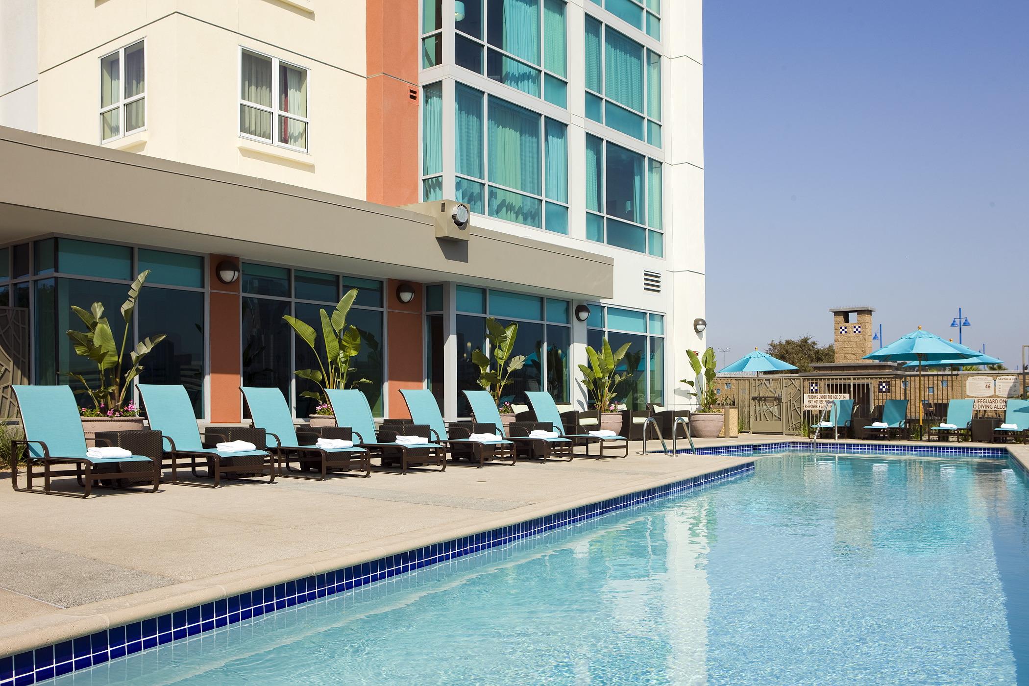 Residence Inn Pool