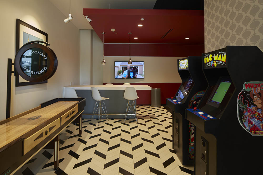444 W. Ocean Blvd Game Room