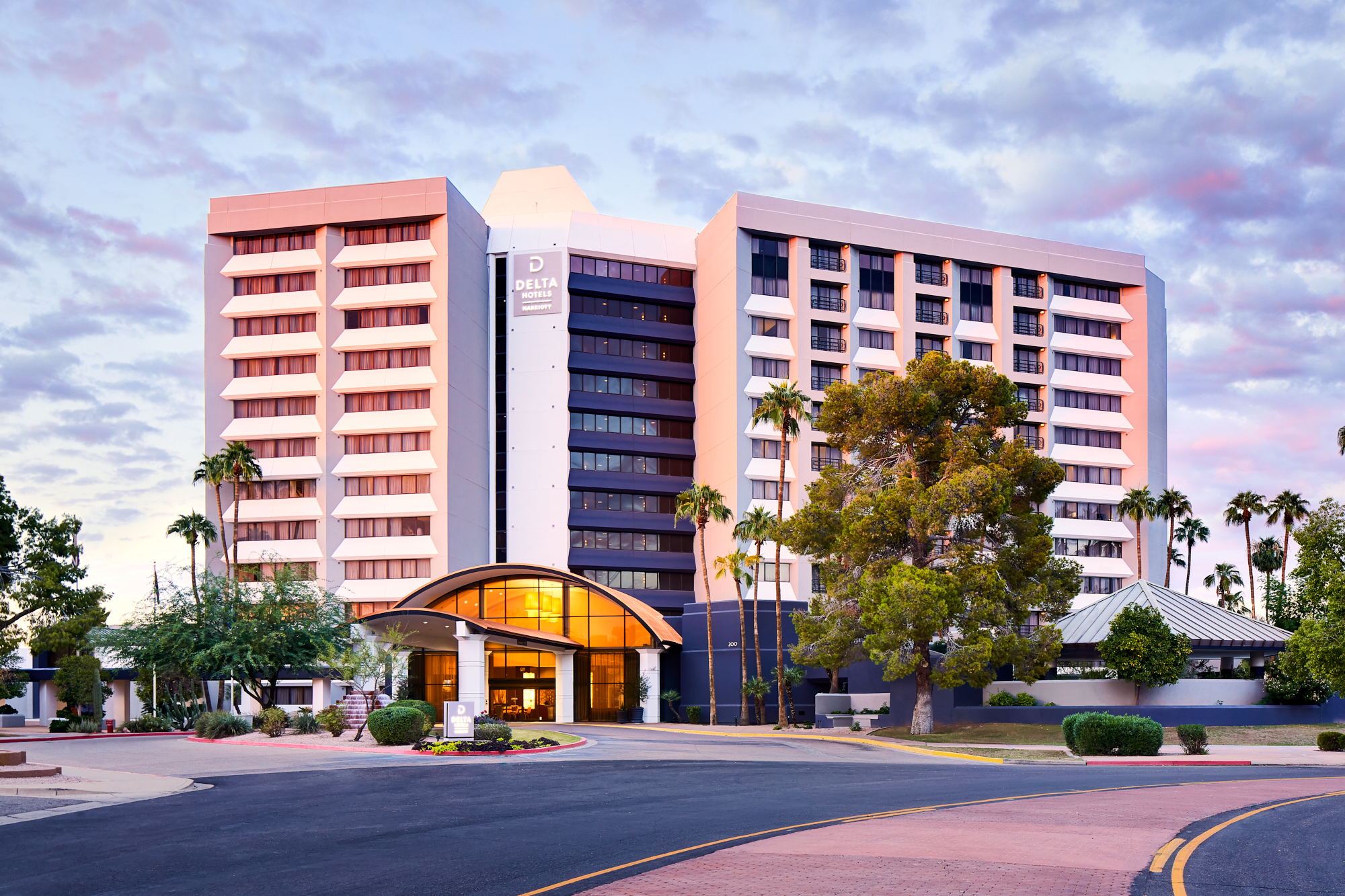 Delta Phoenix Mesa Marriott