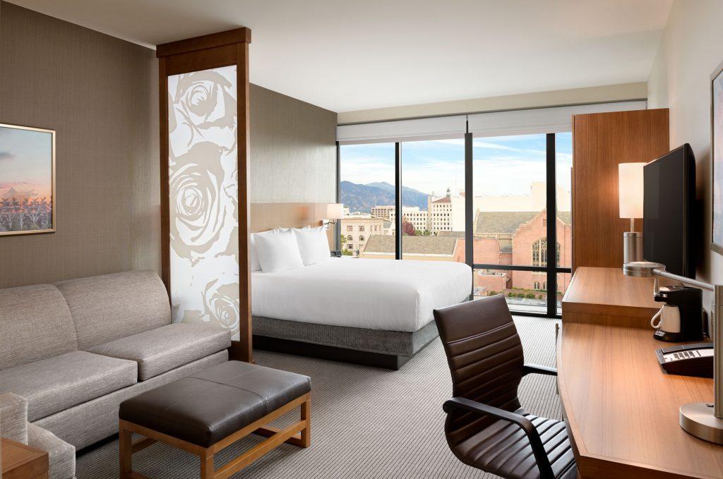 Hyatt Place Hotel Pasadena California