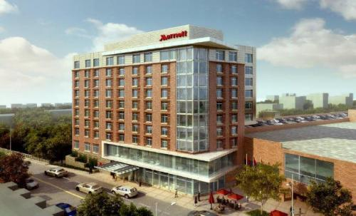 Marriott Ithaca Exterior