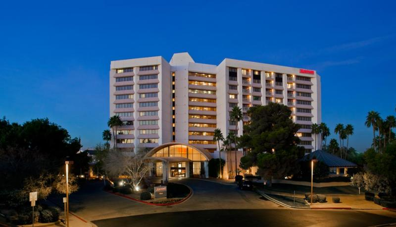 Phoenix Mesa Marriott Full Exterior