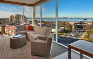 Hyatt Emeryville Suite