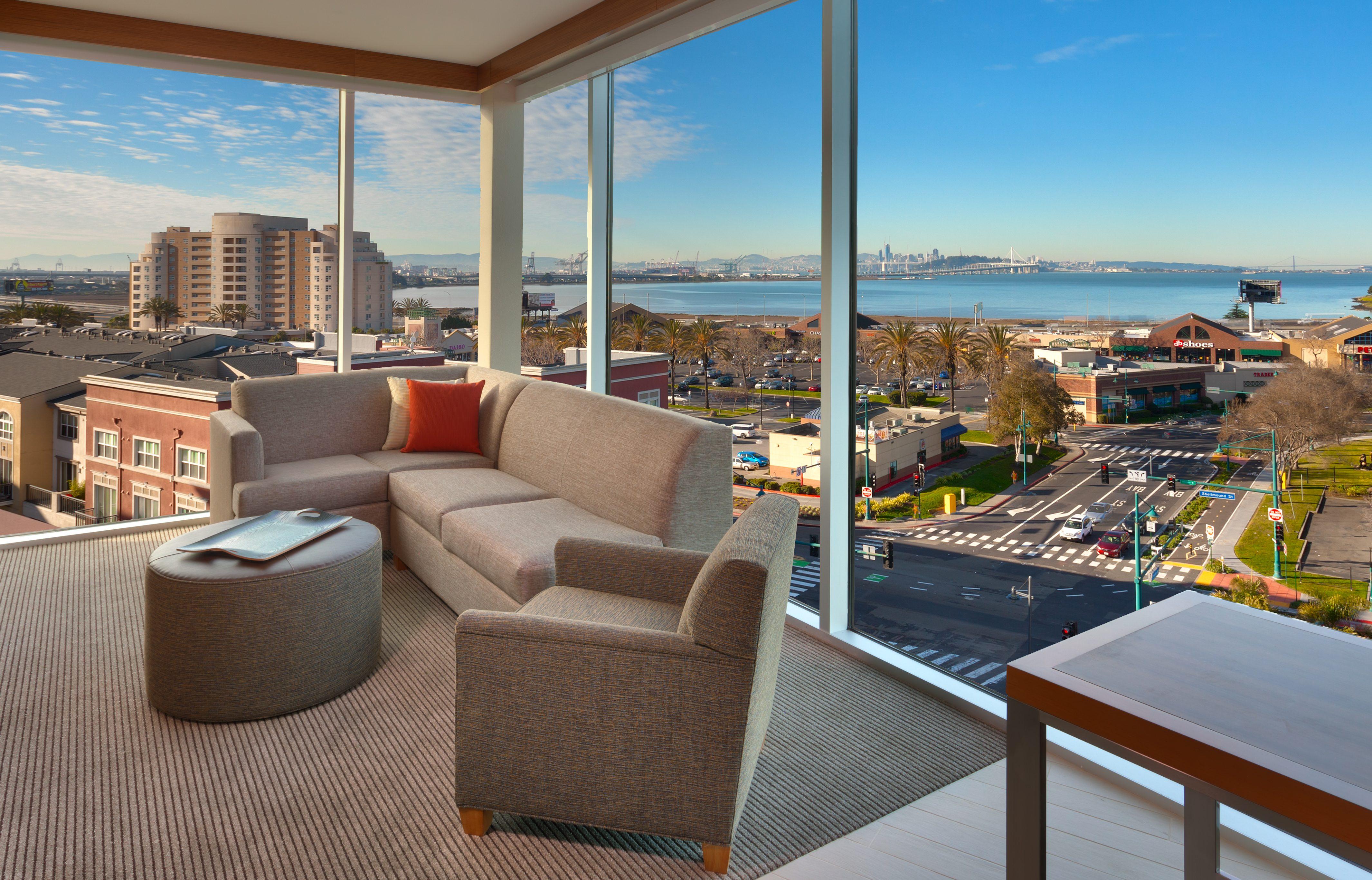 Hyatt Emeryville Suite