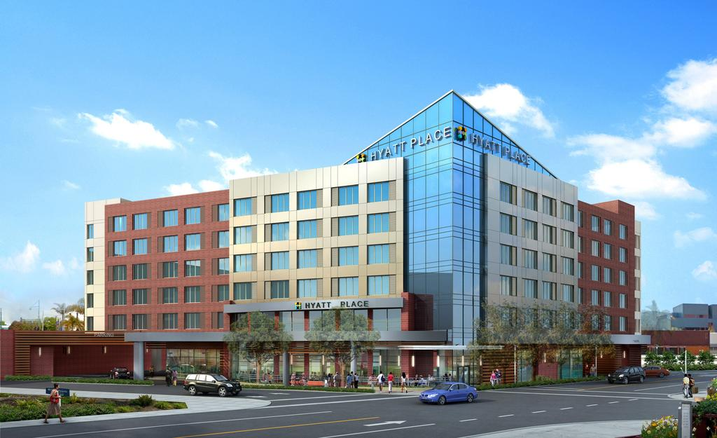 Hyatt Place Emeryville